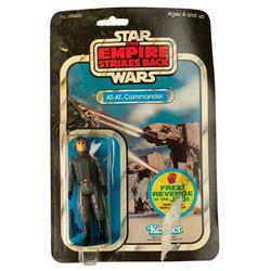 Kenner Star Wars AT-AT Commander Figure.
