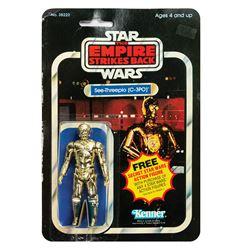 Kenner Star Wars C-3PO Figure.