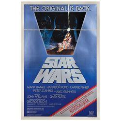 "Star Wars ""Revenge of the Jedi"" Poster."