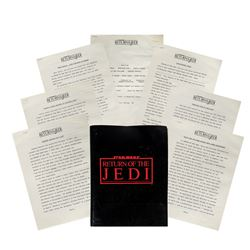 Return of the Jedi Production Guide.