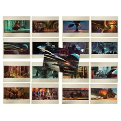 Return of the Jedi Ralph McQuarrie Portfolio.