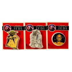 Set of (3) Return of the Jedi Night Lights.