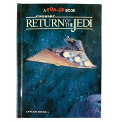Return of the Jedi Pop-Up Book.