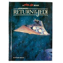 Return of the Jedi Pop-Up Book.