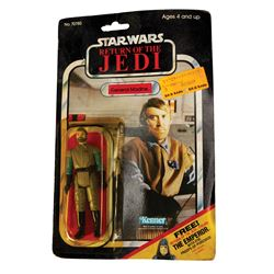 Kenner Star Wars General Madine Figure.