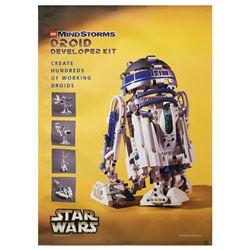 Star Wars Lego Mindstorms R2-D2 Poster.