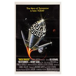 Buck Rogers in the 25th Century Teaser Poster.