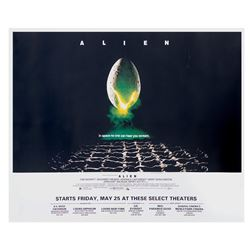 Alien 2-Sheet Poster.