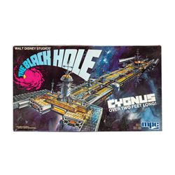 The Black Hole Cygnus Model Kit.