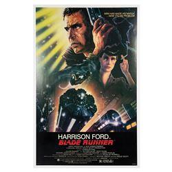 Blade Runner One Sheet Poster.
