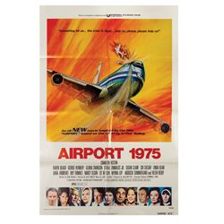 Airport 1975 One Sheet Poster.