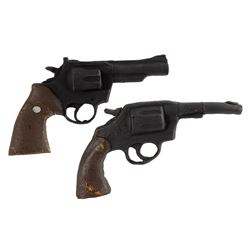Pair of 48 Hours Foam Prop Guns.