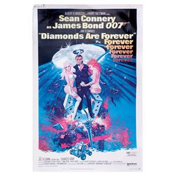 Diamonds Are Forever 40x60 Poster.