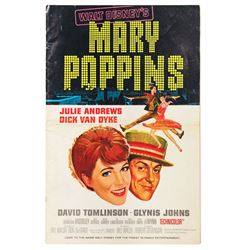 Original Mary Poppins Press Book.