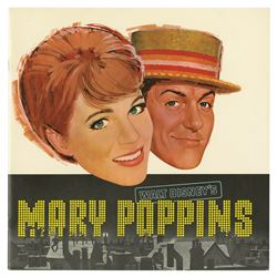 Mary Poppins Souvenir Program.