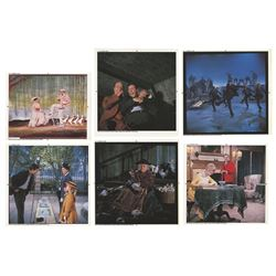 Collection of (6) Mary Poppins Photo Proofs.