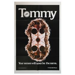 Tommy Advance One Sheet Poster.