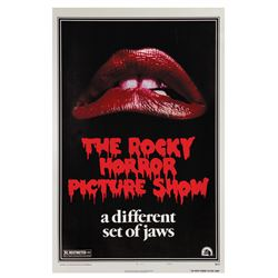 The Rocky Horror Picture Show One Sheet Poster.