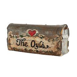 "Popeye ""The Oyl's"" Mailbox Prop."