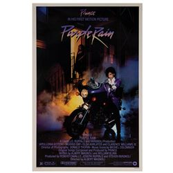 Purple Rain One Sheet Poster.