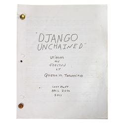 Django Unchained Script.