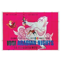 1001 Arabian Nights Mr. Magoo Movie Poster.