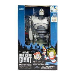 Iron Giant Power Hero Figure.