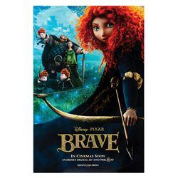 Signed Brave Event Poster.