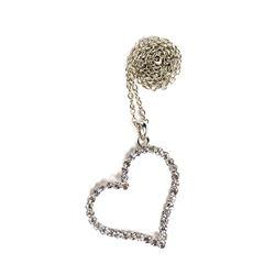 Elizabeth Montgomery's Heart Necklace.