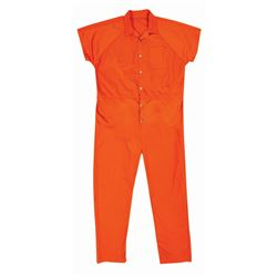 Luke Cage Mike Colter Prison Jumpsuit.