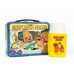 Help!... It's the Hair Bear Bunch Lunch Box.