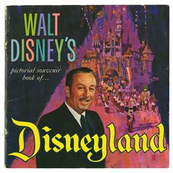Disneyland Pictorial Souvenir Guidebook.