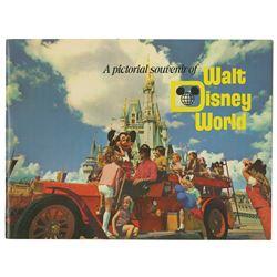 Milt Albright's Walt Disney World Souvenir Guidebook.