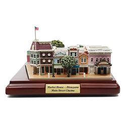 Market House & Main Street Cinema Model by Olszewski.