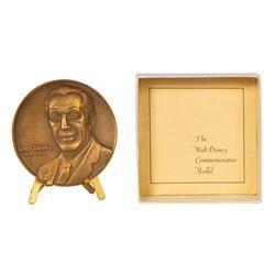 Walt Disney Commemorative Coin.