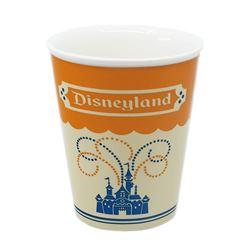 Ceramic Disneyland Paper Cup Replica.