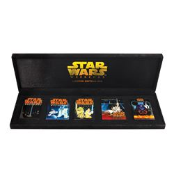 Star Wars Weekend Jumbo Pin Boxed Set.