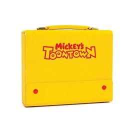 Mickey's ToonTown Presentation Kit.