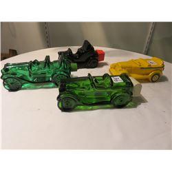 4 AVON CARS