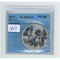2017 - $10.00 - RCM COIN - CCCS
