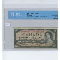 1954 - $100.00 BILL - CCCS
