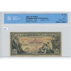 1935 - $20.00 BILL - CCCS
