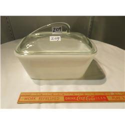 GLASS BAKE FUDGE FOOD SAVER