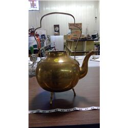COPPER TEA KETTLE