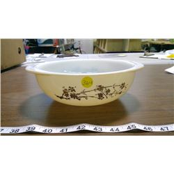 PYREX SERVING BOWL