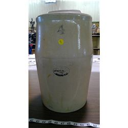 MEDALTA 4 GALLON BUTTER CHURN W/ LID