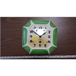 VINTAGE WALL CLOCK WITH KEY