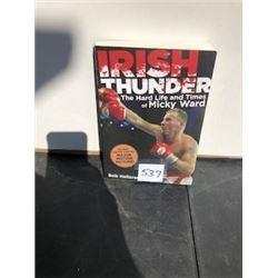 IRISH BOXING BOOK
