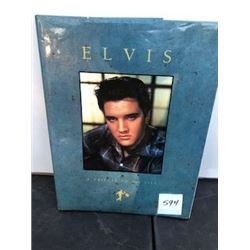 ELVIS PHOTO BOOK 256 PAGES