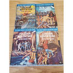 4 BRAD FORREST BOOKS